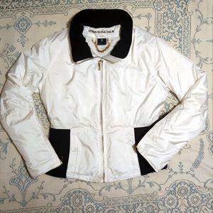 Obermeyer White Ski Jacket